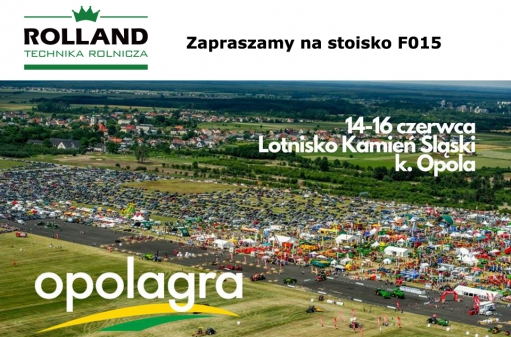 Targi Rolnicze Opolagra 2019